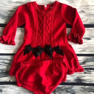 Other - Infant sweater dress